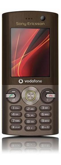 foto del cellulare Sony Ericsson V640i