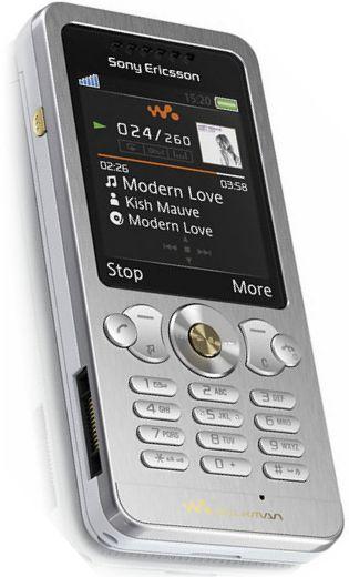 foto del cellulare Sony Ericsson W302