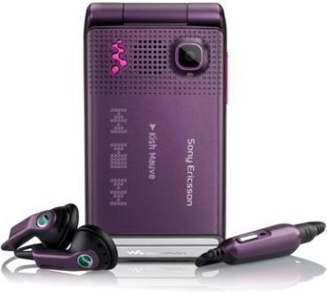 foto del cellulare Sony Ericsson W380i