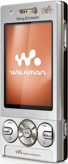 foto del cellulare Sony Ericsson W705