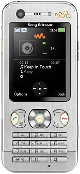 foto del cellulare Sony Ericsson W890i