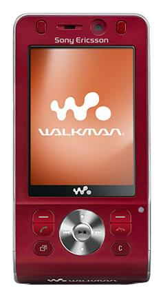 foto del cellulare Sony Ericsson W910i