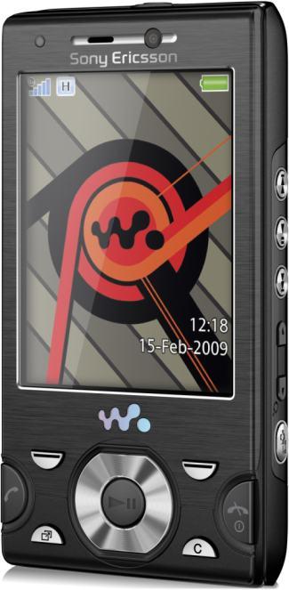 foto del cellulare Sony Ericsson W995