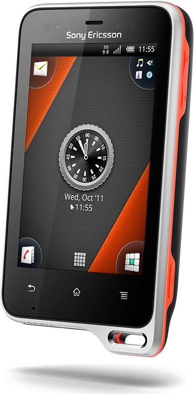 foto del cellulare Sony Ericsson Xperia Active