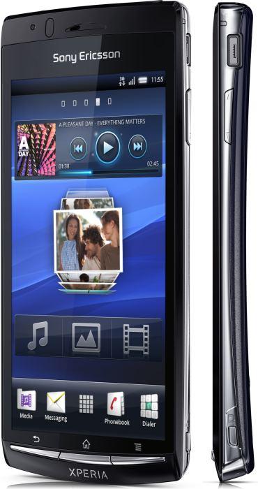 foto del cellulare Sony Ericsson Xperia Arc