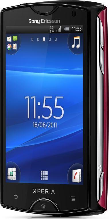 foto del cellulare Sony Ericsson Xperia Mini