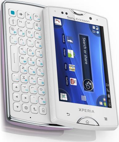 foto del cellulare Sony Ericsson Xperia Mini Pro
