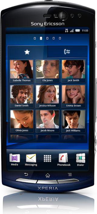 foto del cellulare Sony Ericsson Xperia Neo