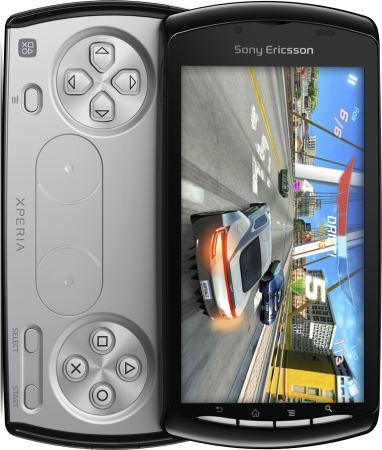SonyEricsson Xperia Play