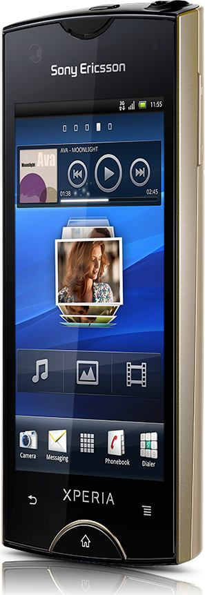 foto del cellulare Sony Ericsson Xperia Ray