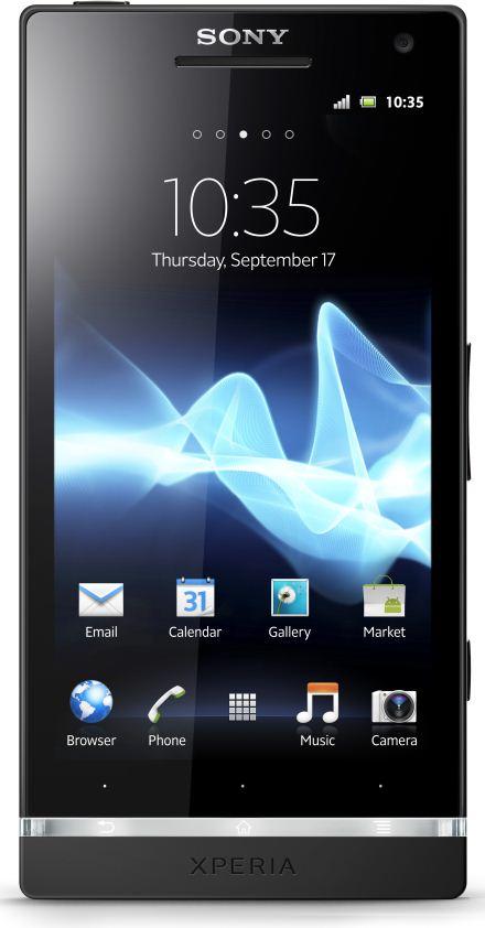 foto scheda Sony Xperia S