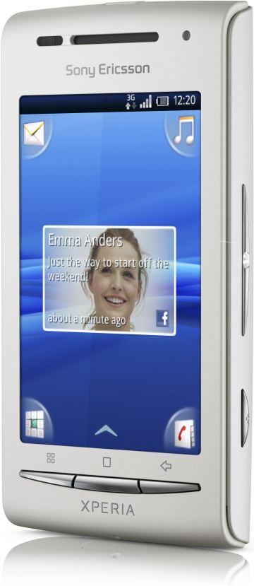 foto del cellulare Sony Ericsson Xperia X8