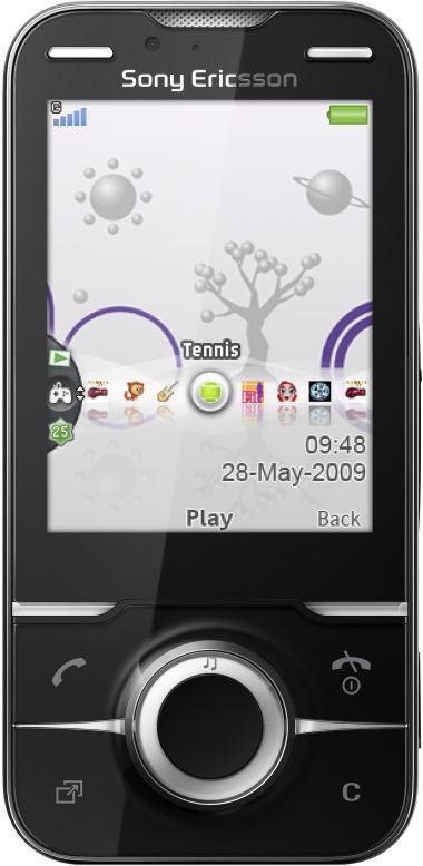 foto del cellulare Sony Ericsson Yari