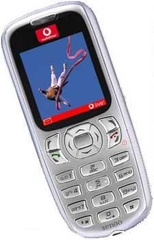 foto del cellulare Sendo Sv 663