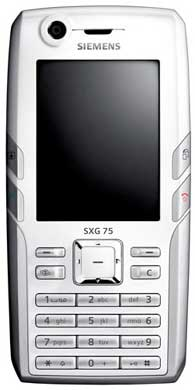 Siemens SXG 75