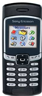 foto del cellulare Sony Ericsson T290