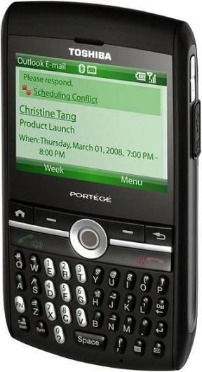 foto del cellulare Toshiba Portege G710