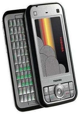 foto del cellulare Toshiba G900