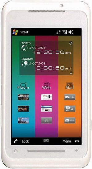 foto del cellulare Toshiba TG01