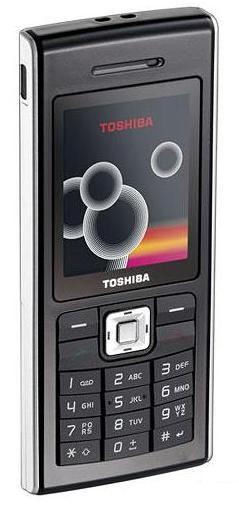 foto del cellulare Toshiba TS605