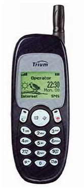 foto del cellulare Trium Odyssey