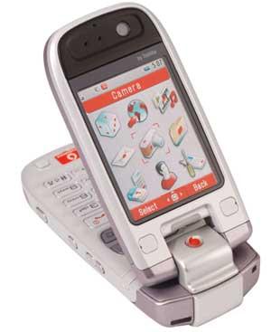 foto del cellulare Toshiba TS921