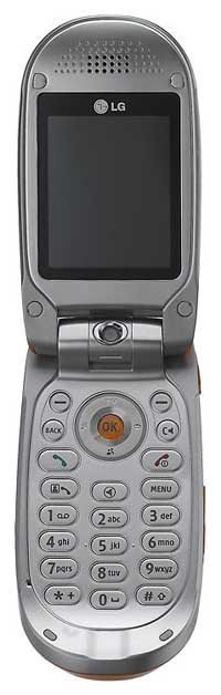 foto del cellulare Lg U300