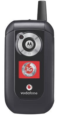 foto del cellulare Motorola V1050