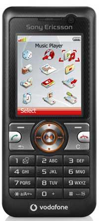 foto del cellulare Sony Ericsson V630i