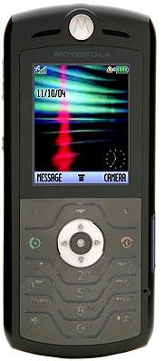 foto del cellulare Motorola V8