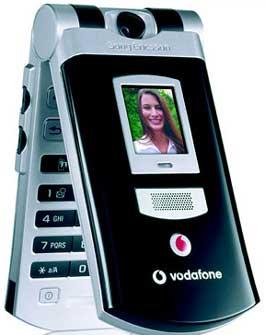 foto del cellulare Sony Ericsson V800