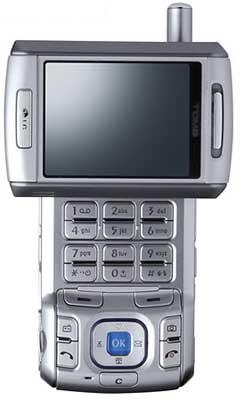 foto del cellulare Lg V9000