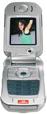 foto del cellulare Motorola V980
