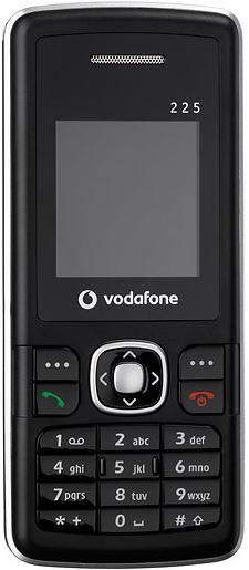 foto del cellulare Vodafone 225