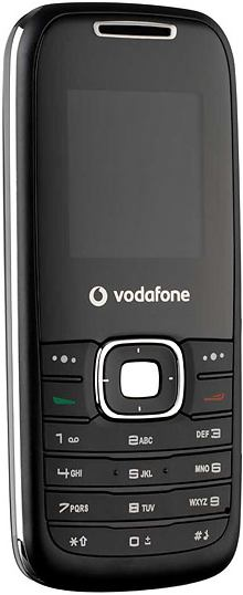 foto del cellulare Vodafone 226