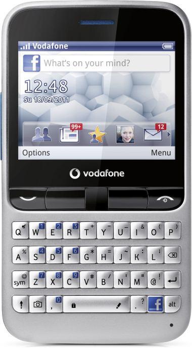 foto del cellulare Vodafone Blue