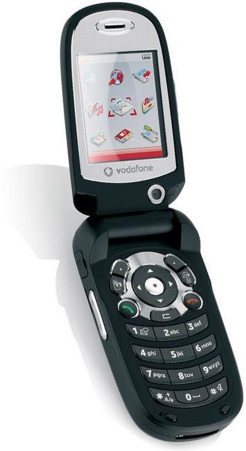 foto del cellulare Vodafone 710