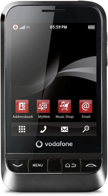 Scheda tecnica Vodafone 845