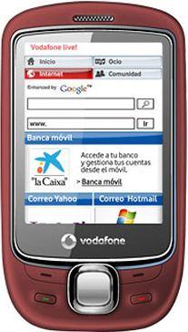 foto del cellulare Vodafone Indie