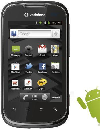 foto del cellulare Vodafone Smart 2