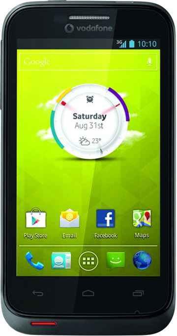 foto scheda Vodafone Smart 3