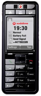 foto del cellulare Sagem VS2