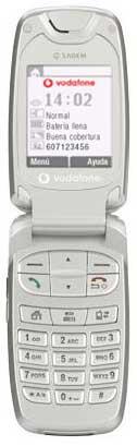 foto del cellulare Sagem VS3
