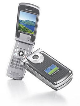 foto del cellulare Panasonic VS7