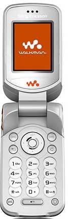 foto del cellulare Sony Ericsson W300i