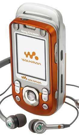 foto del cellulare Sony Ericsson W550i