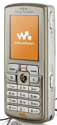 foto del cellulare Sony Ericsson W700i