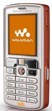 foto del cellulare Sony Ericsson W800i