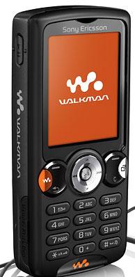 foto del cellulare Sony Ericsson W810