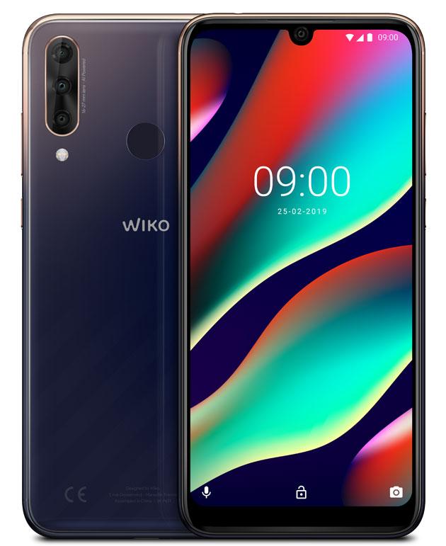 foto del cellulare Wiko View3 Pro
